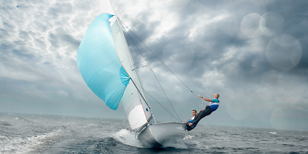 We cannot direct the wind, but we can adjust the sails